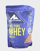 Протеин Сывороточный Multipower  100% Pure Whey Protein 450g пакет  strawberry