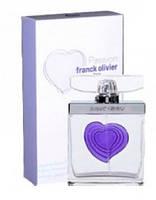 Женская оригинальная парфюмированная вода Franck Olivier PASSION, 25ml NNR ORGAP /5-8