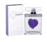 Женская оригинальная парфюмированная вода Franck Olivier PASSION, 50ml NNR ORGAP /3-11