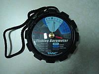 Барометр TRAC ручной, для рыбалки T 3002, сделан в США