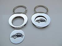 Брелок Volkswagen Beetle Key Pendant Metal