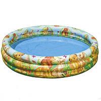 Детский надувной бассейн 147х33 Intex (58420 ) Дисней