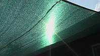 Сетка затеняющая 50% (KARATZIS, Греция) 50*4м  (4,6,8)зеленая