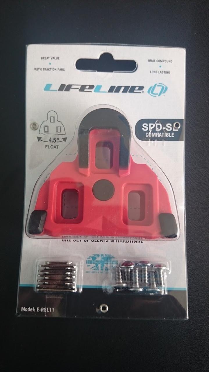 Шипы - совместимы с Shimano SPD SL -4,5° - картинка 2