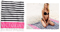 Плед пляжный - покрывало Victorias Secret. Оригинал.