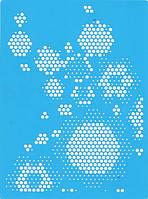 Трафарет Фабрика декора — Улей, 20x15 см, 1 шт