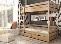 Кровать детская двухъярусная ДУЭТ