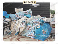 Комплект постельного белья Примавера 3075 двухспальный сатин люкс 4 наволочки