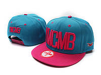 Кепка YMCMB Snapback Blue-Pink