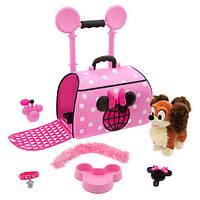 Дисней (Disney) Переносной домик Minnie Mouse для питомца с аксессуарами