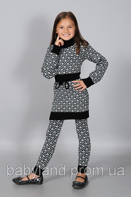 Детские вязанные юбки доставка