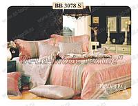 Комплект постельного белья Примавера 3078 двухспальный сатин люкс 4 наволочки