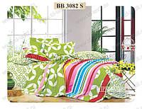 Комплект постельного белья Примавера 3082 двухспальный сатин люкс 4 наволочки