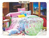 Комплект постельного белья Примавера 3088 двухспальный сатин люкс 4 наволочки