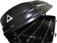 Супер бокс Terra Drive на дах авто / Автобокс Терра Драйв на крышу автомобиля (багажный аэробокс, аеробокс)