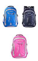 Школьный рюкзак в двух размерах для девочки и мальчика