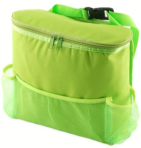 Термо-сумка (органайзер) для машины из полиэстера Traum 7011-20 салатовая