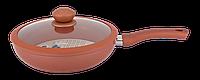 Сковорода Sacher с тефлоновым покрытием 24см.