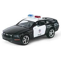 """Машинка металлическая инерционная """"Полиция"""" KT 5091 WP Kinsmart"""