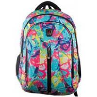 Рюкзак городской стильный для тинэйджеров или старшеклассниц Safari Style