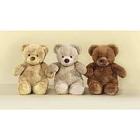 """Мягкая игрушка «Nicotoy» (5811520) плюшевый """"Медвежонок Бенуа"""", 25 см (серый)"""