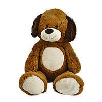 """Мягкая игрушка «Nicotoy» (5831491) плюшевый """"Сидящий пёс Чиен"""", 90 см"""