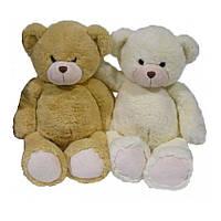 """Мягкая игрушка «Nicotoy» (5814644) плюшевый """"Медведь"""", 43 см (бежевый)"""