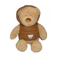 """Мягкая игрушка «Nicotoy» (5812317) плюшевый """"Медведь Арсен в кофте с капюшоном"""", 35 см"""