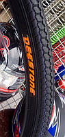 Велосипедная покрышка Deestone 26х1,3/8 + камера