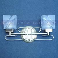 Классическое бра, настенный светильник TINKO двухламповое LUX-503365