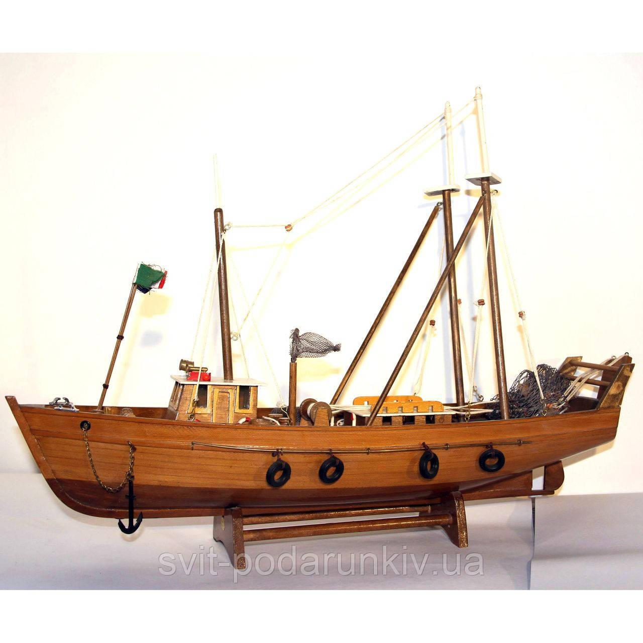 Фото модели судов