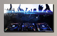 "Картина на холсте ""Pioneer DJ"""