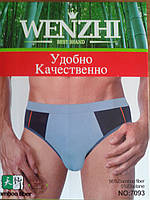 Мужские плавки  бамбук  WENZHI 93