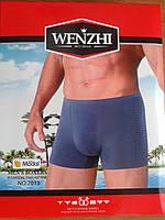 Трусы мужские боксёры  WENZHI модал