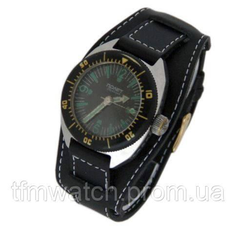 Полет Амфибия механические часы СССР