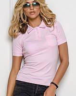 Женская футболка поло   5006 sk