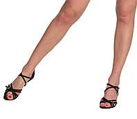 Туфли Латина женская с пряжкой