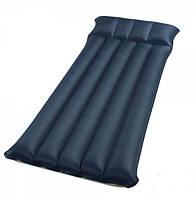 Тканевый надувной односпальный матрас  Intex 68797