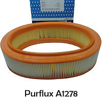 Фильтр воздушный 1.4-1.6MPI PURFLUX, A1278 7700274216