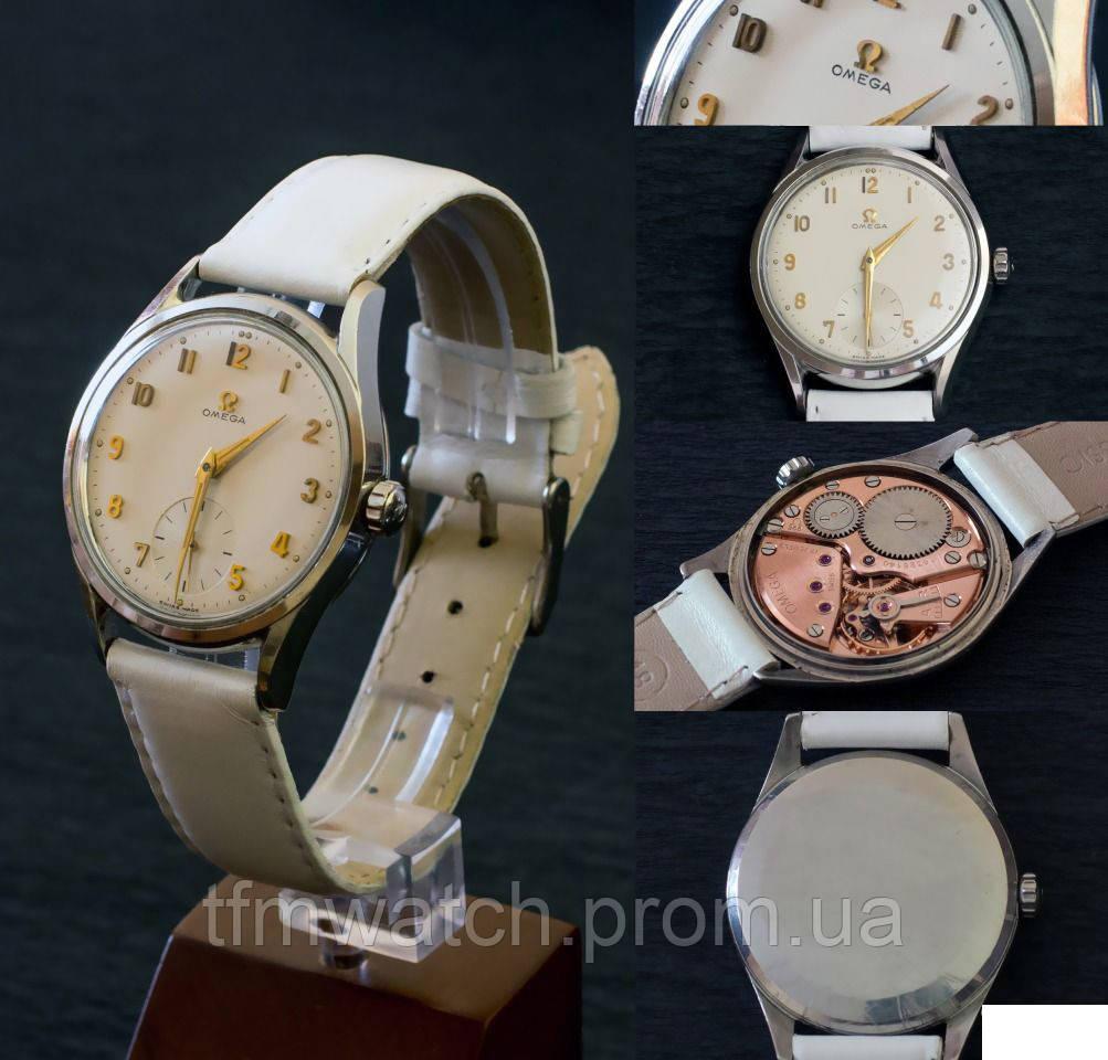 Омега Omega винтажные швейцарские часы