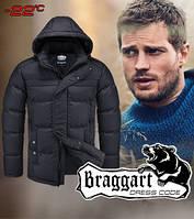 Мужская зимняя куртка Braggart в классическом стиле