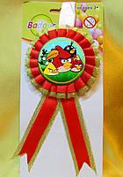 Медаль сувенирная Angry birds