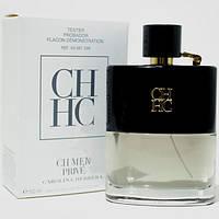 Carolina Herrera CH Men Prive 100 ml (тестер)