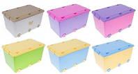 Ящик для игрушек Tega Chomik