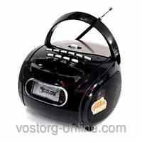 Бумбокс колонка MP3 USB радио Golon RX 186, Golon RX 186 Black, радиоприемники