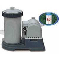 Фильтр-насос Intex (9463 л/ч) для наливных и каркасных бассейнов