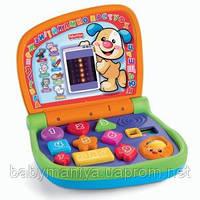 Игрушка детская Двуязычный интерактивный компьютер рус.-англ. Fisher-Price