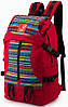 Очаровательный городской рюкзак 21 л. MCJH 7025-12 красный