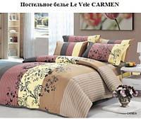 Комплект постельного белья Le Vele сатин CARMEN