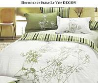 Комплект постельного белья Le Vele сатин DEGON